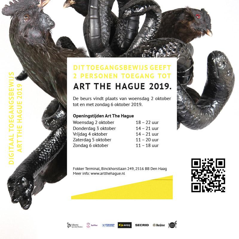 ART THE HAGUE 2019.