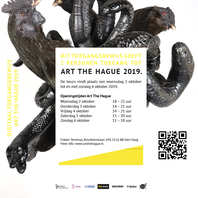 ART THE HAGUE 2019.